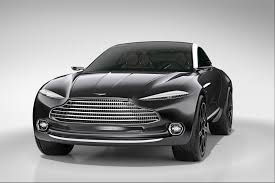 Aston <b>Martin</b> DBX Crossover Will Be Built On A Completely <b>New</b> ...