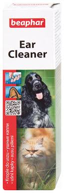 Капли <b>Beaphar Ear</b>-<b>Cleaner</b> для чистки ушей у кошек и собак 50 мл