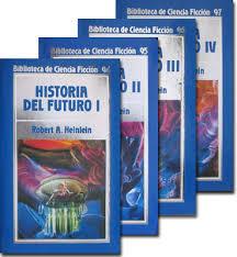 Resultado de imagen de Historia Del Futuro IV Robert A. Heinlein
