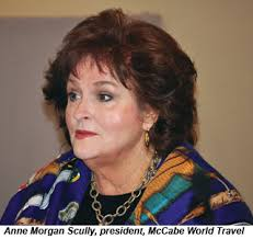 Anne Morgan Scully When you have risk, you've got to find ways to sell it. So we end up getting the passengers here but maybe not at the margins or price ... - AnneMorganScully-large