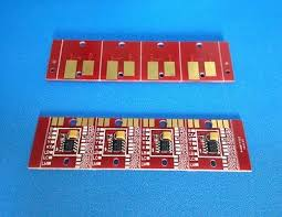 <b>Permanent Chip Auto Reset</b> Chip for Mimaki JV33 JV5 CJV30 ; BS3 ...