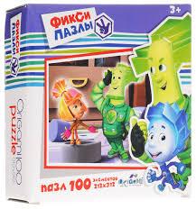 <b>Оригами Пазл Фиксики</b> Колесико — купить в интернет-магазине ...