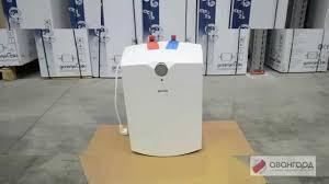 Электрический накопительный <b>водонагреватель Gorenje GT</b>-<b>15</b> ...