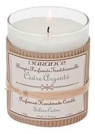 <b>Ароматическая свеча Perfumed Handmade</b> Candle Silver Cedar ...
