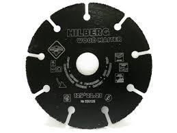 <b>Диск Trio Diamond</b> Hilberg Super Wood 530125 алмазный 125x22 ...