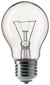<b>Лампа накаливания Philips</b> Standard 1CT/12X10F шар, E27, A55 ...
