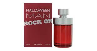 <b>J. Del Pozo Halloween</b> Man Rock On Eau de Toilette Spray, 4.2 Ounce