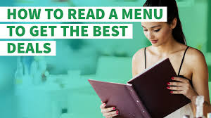 Hack the Menu: How to Get the Best Deals for Any Dinner Out ...