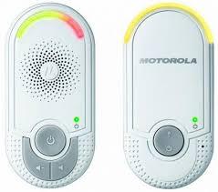 <b>Радионяня Motorola MBP</b> 8 white — купить видеоняню по лучшей ...