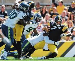 Steelers QB Ben Roethlisberger injured in loss to Seahawks ...