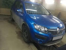 Продаётся авто Рено Сандеро Степвей 2015 г.в. в Оренбурге ...