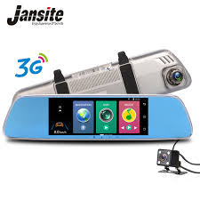 "<b>Jansite</b> GPS navigation Car Dvr <b>3G</b> Wifi car camera <b>7</b>"" <b>Touch</b> screen ..."