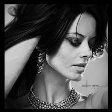 Portrait of Dijana Dejanovic by S-A--K-I - f502d8419d9ee402678f8e8f06f77d32-d64mbjf