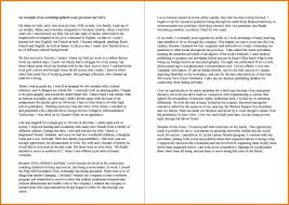 cover letter example of an autobiographical essay examples of iwebxpress resume and cover letter autobiographical essay example