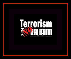 Image result for say no to terrorism quotes