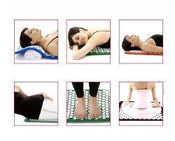 <b>Massager</b> Cushion <b>Massage Yoga Mat</b> Acupressure Relieve Stress ...