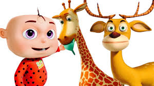 Five Little <b>Babies</b> Went To A Zoo | <b>Cartoon Animation</b> For Children ...