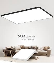 Modern <b>Ceiling</b> Lights <b>ultra thin</b> square <b>LED Ceiling</b> Lamp luminaria ...