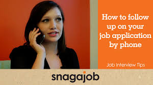 job interview tips part how to follow up on your job job interview tips part 18 how to follow up on your job application by phone