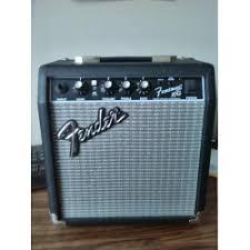 Отзывы о <b>Гитарный комбоусилитель Fender Frontman</b> 10G