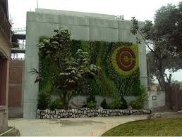 story atrium o living wall a beautiful living wall with circle design a must try for future verti