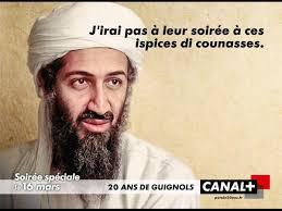 """Osama Bin Laden"", Canal+, BETC Euro Rscg, Paris, Canal+, - canal-osama-bin-laden-small-26109"