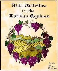 Kids' Activities for the Autumn Equinox | FALL | Autumnal equinox ...