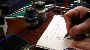 (перьевые <b>ручки</b>) Перьевая <b>ручка</b> и чернила.