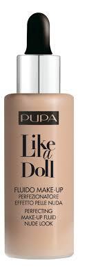Купить <b>тональный крем Like A</b> Doll Make-Up Fluid Nude Look ...