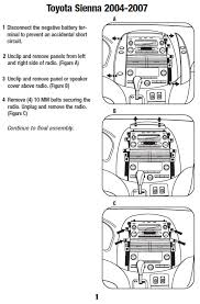 2006 toyota sienna wiring diagram wiring diagrams and schematics wiring diagram toyota corolla 2006 and