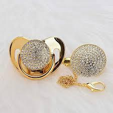 MIyocar all handmade bling baby silver gold pink ... - Amazon.com