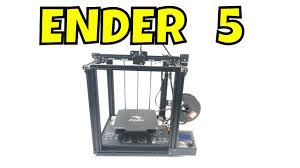 <b>ENDER 5</b> vs <b>Creality</b> Ender 3 Comparison and Review - YouTube