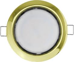 <b>Встраиваемый светильник Navigator</b> NGX-R1-002-<b>GX53</b>, <b>золото</b> ...