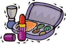 Image result for makeup free clipart