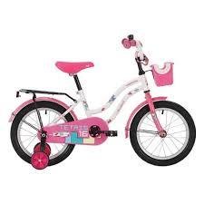 Детский <b>велосипед NOVATRACK 14</b> TETRIS белый — купить в ...
