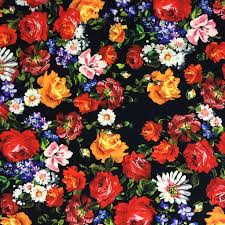 <b>Haute couture luxury</b> silk fabric buy online, printed floral fabric ...