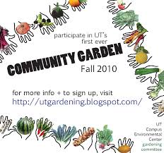 ut gardening committee media past flyers graphic designers we can always use your help contact us at gardening utenvironment org