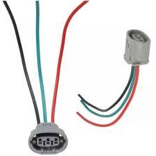 alternator lead repair 3 wire amp plug for denso regulator alternator lead repair 3 wire plug for denso regulator harness toyota suzuki