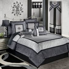 contemporary comforters  touch of class