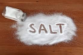 اسرار جماليه  في الملح