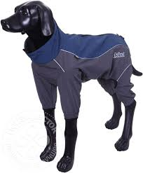 <b>Комбинезон для собак Rukka</b> Windmaster Solid синий 50см ...