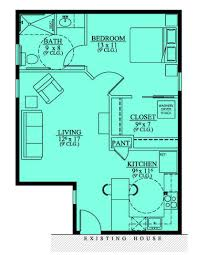 Handicap Accessible Mother in law Suite   House Plans    House Plan Details Need Help  Call us      PLAN