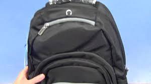 <b>Рюкзак</b> для ноутбука Sumdex PON 389BK распаковка - YouTube
