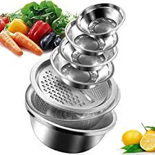 stainless steel basin - Amazon.com