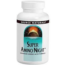 Source Naturals, <b>Super Amino Night</b>, 240 Tablets: Amazon.in ...