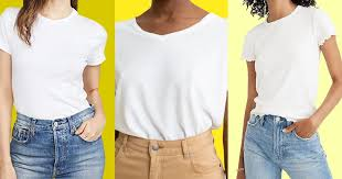 The 24 Best White <b>T</b>-<b>shirts</b> for Women <b>2021</b> | The Strategist | New ...