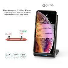 KingYue <b>15W</b> Fast <b>Wireless</b> Charger, <b>Foldable</b> Qi <b>Wireless</b> ...