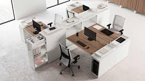 Компактная офисная мебель Logic