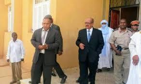 Image result for زيارة مساهل للجنوب الليبي