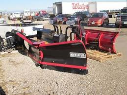 hiniker snow plow hiniker snow plow 9295 v torsion trip plow 9 6